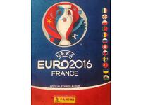 Panini euro 2016 France stickers