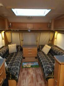 2006 Elddis Crusader Hurricane 2 Berth Caravan £5,000.o.n.o.
