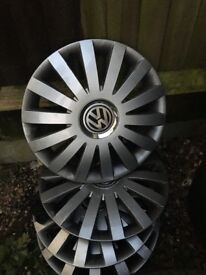 VW Alloys and tyres