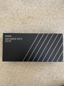 Nvidia RTX 3070 Founder Edition