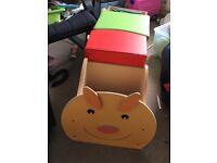 Caterpillar Bookcase