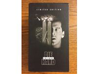 Die Hard Trilogy Limited Edition VHS