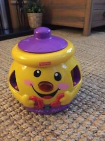 Fisher price talking cookie jar