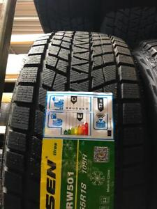 255-55-18 KAPSEN ICEMAX 105H | 4 WINTER TIRES ON SALE ONYL FOR $550 WITH FREE INSTALL AND BALANCE
