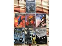 Heroes of aviation DVD set. 7 DVD