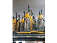 Lot of 20 dysons dc07's