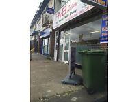 Salon for rent shop rent 850 per month gants hill redbridge ilford