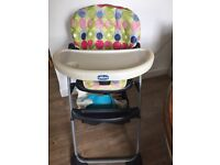 Chico baby highchair