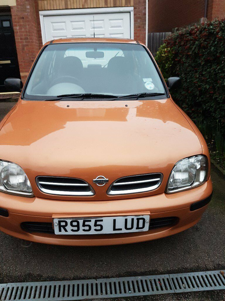 nissan micra 1 0 gx 1998 manual in sittingbourne kent. Black Bedroom Furniture Sets. Home Design Ideas