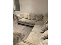 Scs Rhianna 7 seater corner couch and 3 seater couch