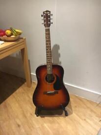 Fender cd 60 starburst - excellent condition £70