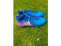 Adidas X16 trainers