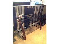Bell'O Premium Curved Wood Desk at Half Price - New, Free Delivery