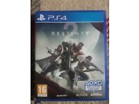 Destiny 2 and ghost recon wildlands ps4