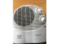 Duracraft FH-1200E1 Heater with different settings