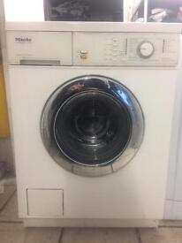 Miele novotronic w970 washing machine with Warranty
