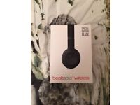 Beats Solo3 Wireless Headphones BRAND NEW