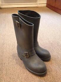 Boots for rain and concert