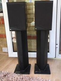 Coda High Resolution Speakers & Stands