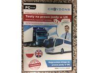 Cd theory test kat. C lorry bus lgv pcv