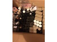 Large job lot nail varnish