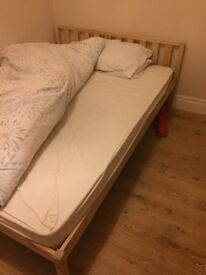 Good quality double bed for sale