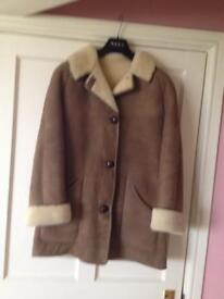 Sheepskin coat (Nursey)