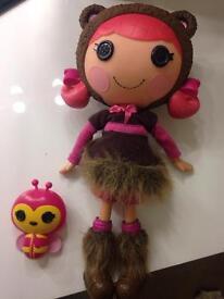 Lalaloopsy doll teddy honey pots