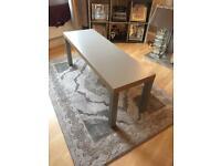 IKEA grey coffee table