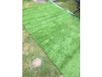 Artificial grass 5ft x 20ft brand new offcut excellent quality