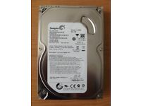 SEAGATE 500GB SATA INTERNAL DESKTOP PC 3.5 inch HARD DRIVE