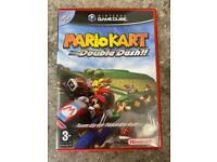 Nintendo GameCube Mario kart double dash game