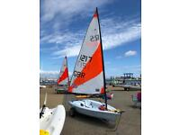 SOLD SOLD SOLD RS Tera Sport Sailing Dinghy