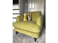 Brand New Farringdon Armchair...Never been used straight from the shop. Was part of a suite
