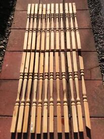 Stair spindles - Staircase spindles - New
