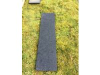 Black Granite Rectangle Flags Suitable For Indoor or Outdoor Use