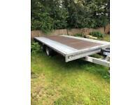 Brian James flatbed trailer