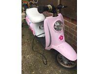 Razor Pocket Mod Bella electric scooter