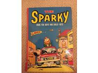 The sparky book for boys and girls 1973