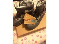 Hi-Tec Walking Boots Size 6
