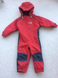 Spotty Otter Waterproof Suit (age 1-2)