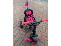 Little tikes pink trike