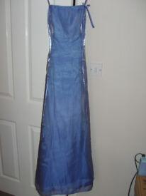 Lilac Chiffon Dress