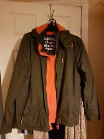 Superdry jacket 2XL
