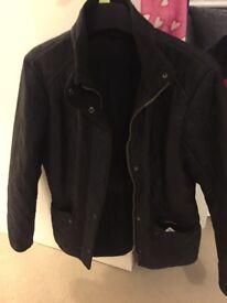 Barbour jacket ladies - size 14