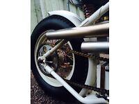 Harley Davidson Hardtail Bobber