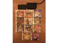 Cheap Nintendo ds bundle with 11 games