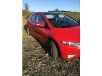 Honda, CIVIC, Hatchback, 2010, Manual, 2204 (cc), 5 doors