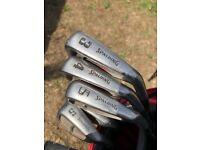 Golf Clubs. Dunlop NZ9 Driver and 3 wood