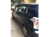 Toyota Verso 7 seater